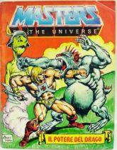 Masters of the Universe Mini-comic - Dragon\'s Gift (german-italian)