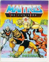 Masters of the Universe Mini-comic - Escape from the Slime Pit! (french)