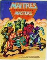 Masters of the Universe Mini-comic - He-Man and the Power Sword (english-french)