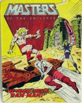 Masters of the Universe Mini-comic - He-Man Meets Ram-Man! (english)