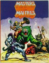 Masters of the Universe Mini-comic - King of Castle Grayskull (english-french)