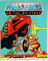 Masters of the Universe Mini-comic - The Battle of Roboto (english)