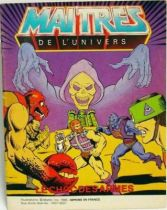 Masters of the Universe Mini-comic - The Clash of Arms (english-french)