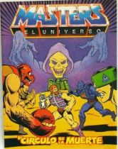 Masters of the Universe Mini-comic - The Clash of Arms (spanish)