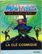 Masters of the Universe Mini-comic - The Cosmic Key (english-french-german-italian)