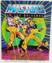 Masters of the Universe Mini-comic - The Fastest Draw in the Universe! (english)