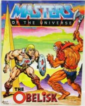 Masters of the Universe Mini-comic - The Obelisk (english)