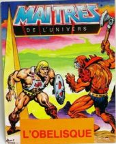 Masters of the Universe Mini-comic - The Obelisk (english-french)