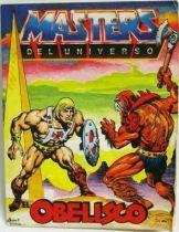 Masters of the Universe Mini-comic - The Obelisk (spanish)