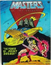 Masters of the Universe Mini-comic - The Power of... Point Dread! (english)