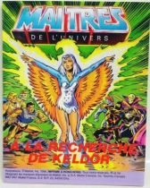 Masters of the Universe Mini-comic - The Search for Keldor (english-french-german-italian)