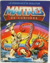 Masters of the Universe Mini-comic - The Vengeance of Skeletor (french)