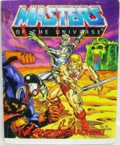 Masters of the Universe Mini-comic - The Warrior Machine! (english-french-german-italian)