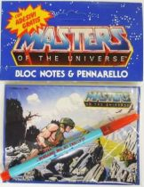 Masters of the Universe Notepad (Tri-Klops)
