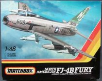 Matchbox - North American FJ-4B Fury 1/48 PK-652