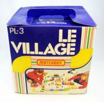Matchbox 1977 - Le Village (ref.PL-3) 01