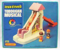 Matchbox 1978 - Jeux d\'Eveil - Tobogan Musical 01