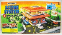 Matchbox Action System 1996 - #4 Luigi\'s Pizza 01