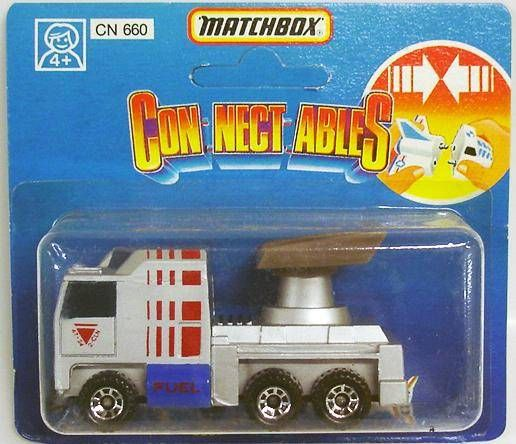 Matchbox Connectables - Set C