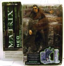 Matrix - Neo Mint on card McFarlane series 1 Action figure