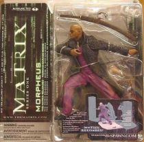 Matrix Reloaded - Morpheus Mint on card McFarlane series 1 Action figure