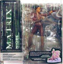 Matrix Reloaded - Niobe Mint on card McFarlane series 2 Action figure
