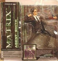 Matrix Revolutions - Agent Smith Mint on card McFarlane series 2 Action figure