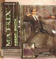 Matrix Revolutions - Agent Smith Mint on card McFarlane series 2 Action figure