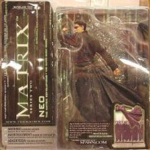 Matrix Revolutions - Neo Mint on card McFarlane series 2 Action figure