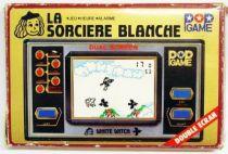 Matsushima - Handheld POP Game - White Witch La Sorcière Blanche (Dual Screen)