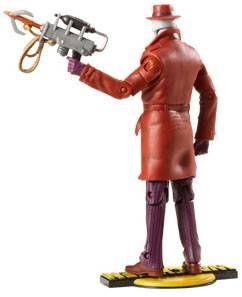 Mattel - Watchmen Club Black Freighter - Rorschach