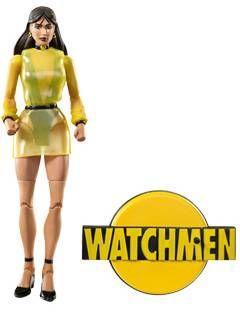 Mattel - Watchmen Club Black Freighter - Silk Spectre II