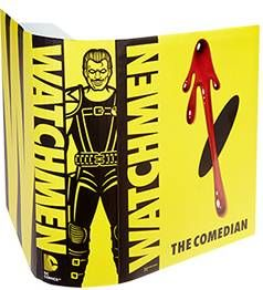 Mattel - Watchmen Club Black Freighter - The Comedian