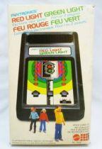 Mattel Electronics - Funtronics Games - Red Light Green Light