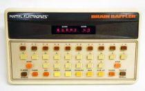Mattel Electronics - LED Video Game - Brain Baffler(loose)