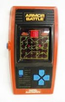 Mattel Electronics - Pocket Electronic Games - Armor Battle