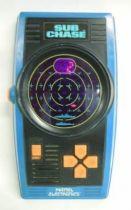 Mattel Electronics - Pocket Electronic Games - Sub Chase