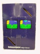 Mattel Electronics Intellivision - Space Strike