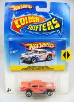 Mattel Hot Wheels Colour Shifters (2008) - \'57 Chevy (Ref P7780) 01
