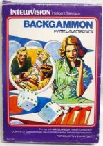 Mattel Intellivision - Backgammon