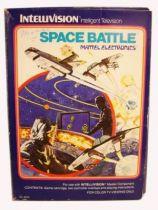 Mattel Intellivision - Space Battle