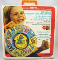 Mattel Preschool 1979 - Horloge Parlante See\'n Say Le gardien du zoo te dit