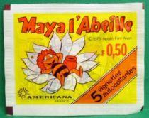 Maya l\'abeille - Pochette Vignettes Americana France 1978