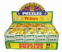 Maya l\'abeille - Puzzle 54p FX Schmid - Présentoir Magasin de 40 puzzles