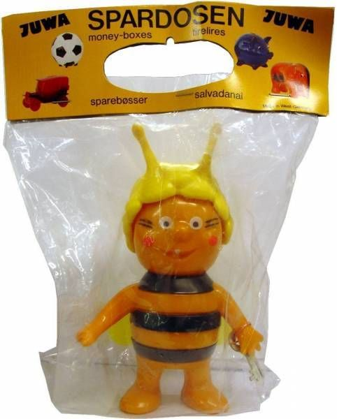 Maya the Bee - 8\'\' Plastic Bank