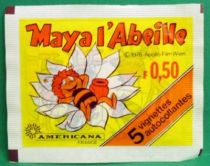 Maya the Bee - Americana France 1978 Stickers set