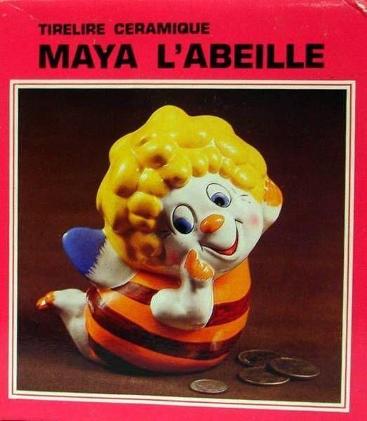 Maya the Bee - Ceramic Bank Mint in Box