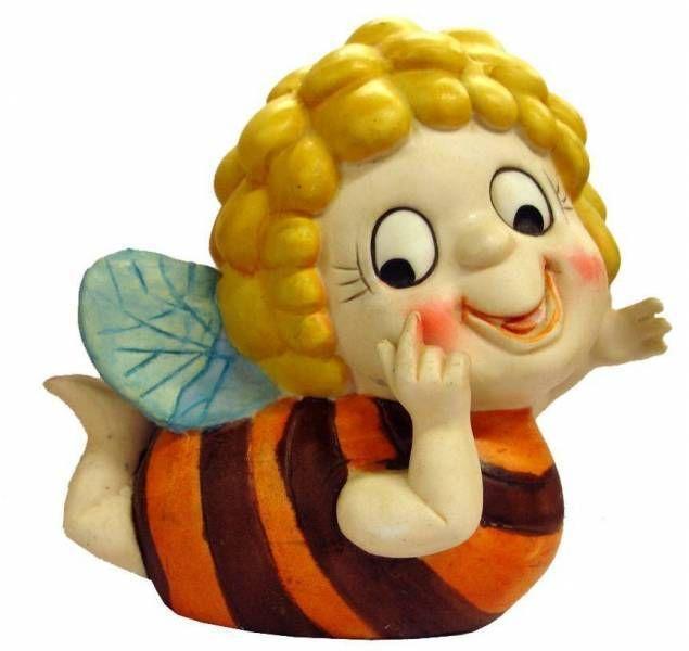 Maya the Bee - Ceramic Bank