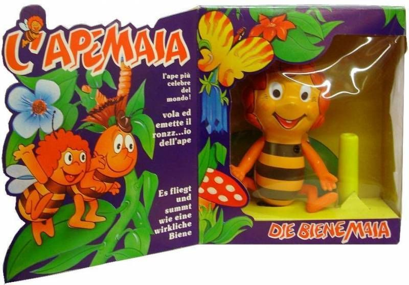 Maya the Bee - Flying Maya Mint in Box