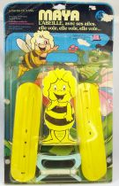 Maya the Bee - Flying Maya Mint on Card